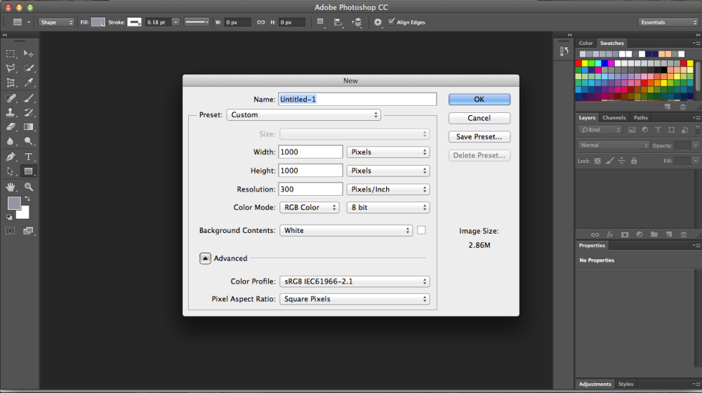 Introduction to Adobe Photoshop CS6 – My Digital